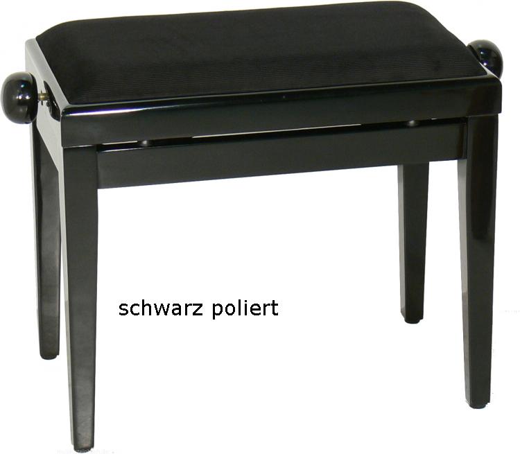 klavierbank pianobank klavierhocker pianohocker klavier. Black Bedroom Furniture Sets. Home Design Ideas