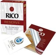 Rico Reserve Reeds 2,5 Böhm Bb- Klarinette Packung mit 5 Stück