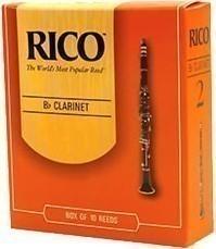 Rico Reeds 1,5 Böhm Bb- Klarinette, Packung mit 10 Stück - ABVERKAUF