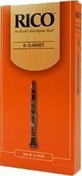 Rico Reeds 2,0 Eb- Klarinette, Packung mit 25 Stück - ABVERKAUF