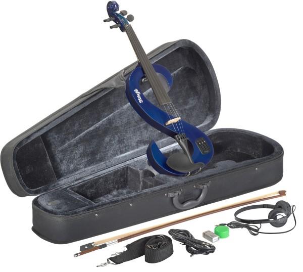 Stagg EVN 4/4 TB 4/4 Silent Violin Set