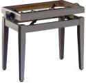 Stagg PB40 EB P Klavierbank in Ebenholz poliert, Modell PB 40