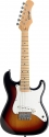 Stagg J200-SB Junior S E-Gitarre