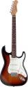 Stagg S300-SB - Standard S E-Gitarre
