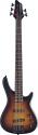 Stagg BC300/5-SB 5-saitige Fusion E-Bassgitarre