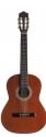 Stagg C536 3/4 Klassik-Gitarre in havana mit Fichtendecke