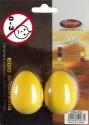 Stagg EGG-2 YW Schütteleier Paar Kunststoff gelb