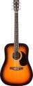 Stagg SW205VS Akustische Dreadnought Gitarre