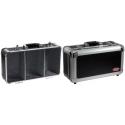 Stagg FC-CD BK Leichtes CD-Transportcase für DJs