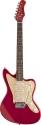 Stagg M350-MRD Vintage-Stil ,M, Serie E-Gitarre