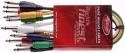 Stagg PC-0,3/PP P 6 x 1/4, Mono Patchkabel - Klinke/ Klinke