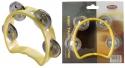 Stagg TAB-MINI/YW Kunststoff Mini-Schellenring mit Cutaway u. 4 Schellen