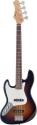 Stagg B300LH-SB 4-saitige Fusion E-Bassgitarre
