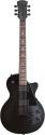 Stagg L320-GBK - Translucent Rock ,L, E-Gitarre mit keine kappen auf die pickups