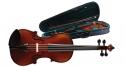 Stagg VN-3/4 Stagg Geigenset 3/4 vollmassive Violingarnitur im Formkoffer