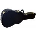 Stagg GCA-W BK Koffer für 41 Westerngitarre
