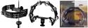 Stagg TAB-D BK Kunststoff Schellenring mit Cutaway in Halbmond-Form für Hi-hat Ständer