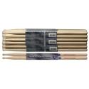 Stagg SH5B American Hickory Drumsticks Holz Tip / 5B / Preis 1 Paar