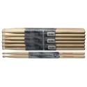 Stagg SHROCK American Hickory Drumsticks Holz Tip / Rock / Preis für 1 Paar ABVERKAUF
