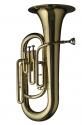 Stagg 77-EUS Bb- Euphonium mit Perinet Ventile, im ABS-Koffer