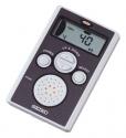 Seiko Digital-Metronom mit Uhr im Taschenformat