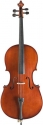 Stagg 1/2 Cello VNC-1/2 im Set vollmassiv