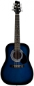 Stagg SW201 1/2 BLS Akustische Dreadnought Gitarre