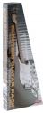 Stagg S300-SB PACK 2 E-Gitarre Pack + Zubehör u. Einsteiger-Gitarrenunterricht CD
