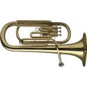 Stagg 77-BA P B-Tenorhorn 3 Perinet-Ventile im ABS Koffer