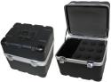 Stagg ABS-MO-9 ABS-Case für 9 Mikrofone und Kabel