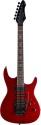 Stagg Z600QM-TCH Heavy ,Z, E-Gitarre, ,Elegance, Modell mit dünnen Hals