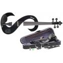 Stagg EVN 4/4 BK 4/4 Silent Violinen Set