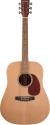 Stagg NA10 S-CED Akustische Dreadnought Gitarre