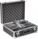 Stagg PGTV-90 SET Profi Studio Röhrenmikrofon mit Hardcase u. Zubehör