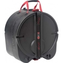 Stagg STC-18FT 18 Zoll Polyethylen Floor Tom Case mit Transportrollen