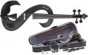Stagg E-Violinenset EVN  4/4 Schwarz