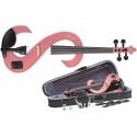 Stagg EVN 4/4 PK 4/4 Silent Violinen Set