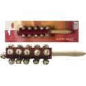 Stagg SLBS-21 Jingle-Stick mit 21 Schellen Schlittenglocken
