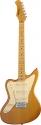 Stagg M370LH-H Vintage-Stil ,M-Serie, E-Gitarre - Linkshänder Modell, Honig