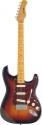 Stagg S350-SB Vintage-Stil ,S, Serie E-Gitarre