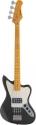 Stagg BM370-MBK 4-saitige, Vintage-Stil ,M, Serie, E-Bassgitarre