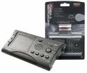 Stagg TUM-50 DG Automatisches chromatisches Stimmgerät und Digitalmetronom dunkelgrau