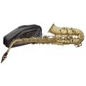Stagg 77-SA/SC Alt Saxophon im SOFTCASE mit Hoch Fis-Klappe