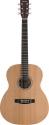 Stagg NA10F S-CED Akustische Folkgitarre