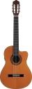 Stagg C848CBB S 4/4 Elektroakustik Klassikgitarre mit A3.2 B-Band EQ 4-band