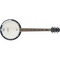Stagg BJM30 G 6-saitiges Banjo mit Metall-Kessel Gitarrenkopfplatte u. Stimmsystem