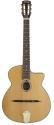 Stagg JZ120 Akustische Jazz-Gitarre mit massiver Zederndecke