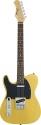 Stagg T320LH-YW Standard T E-Gitarre - Linkshänder Modell Gelb