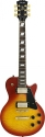 Stagg L500-QCS Quilted Rock ,L, E-Gitarre