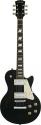 Stagg L320-BK Translucent Rock L E-Gitarre